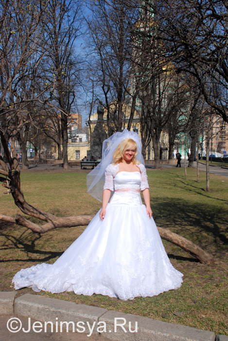 свадебные платья в Москве - Свадебные