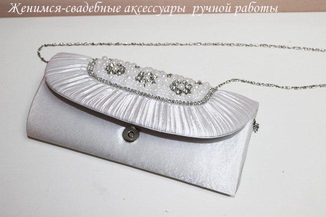 ad39beb60cd1 Свадебный клатч